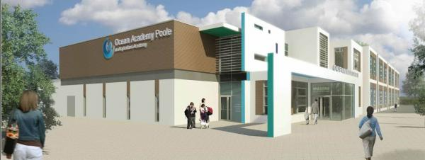 Approved: the new £6.8m junior school for Poole