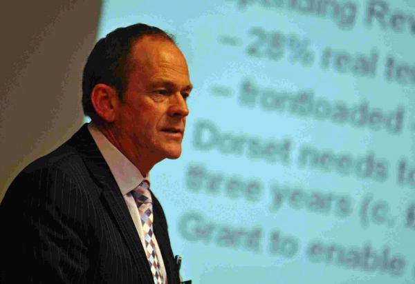 The £12m owed to the taxpayer that Dorset County Council has decided to write-off