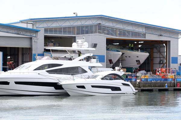 Managing Director of Sunseeker to step down from role at luxury boatbuilder