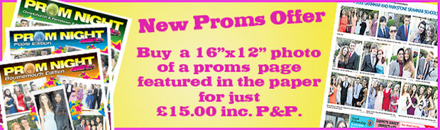 Bournemouth Echo: proms pages offer