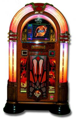Can you help find stolen Wurlitzer jukebox taken from hall in Poole?