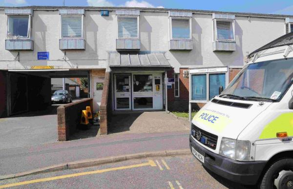DOUBTS: There are concerns that Boscombe Police Station may close