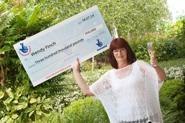 Bournemouth gran who sells lottery tickets for a living wins £300k on a scratchcard