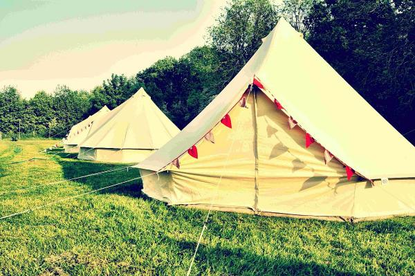 Camping this weekend? Here are ten top safety tips