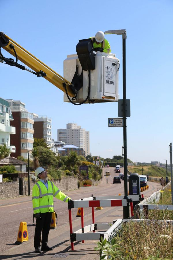 The big switch: 16,000 Bournemouth streetlights to be replaced to save energy costs