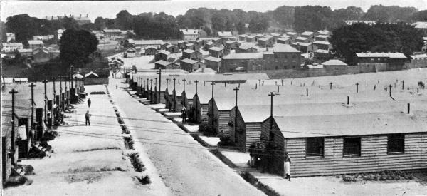 Poundbury's prisoner of war camp - Dorchester's best kept