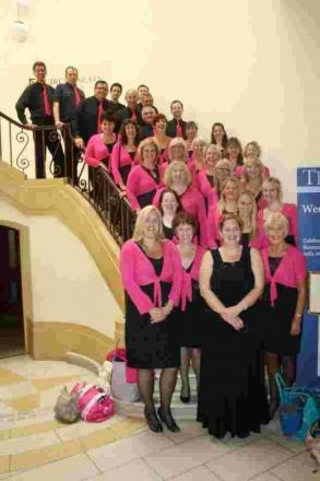 All Saints Dramatic Society Choir