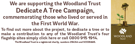 Bournemouth Echo: Woodland Trust