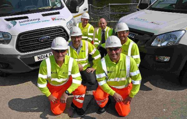 Sembcorp Water teams up with Kier