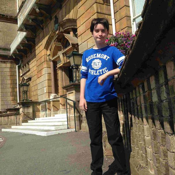 Aspiring politician aged 12 calls on council to listen to young people