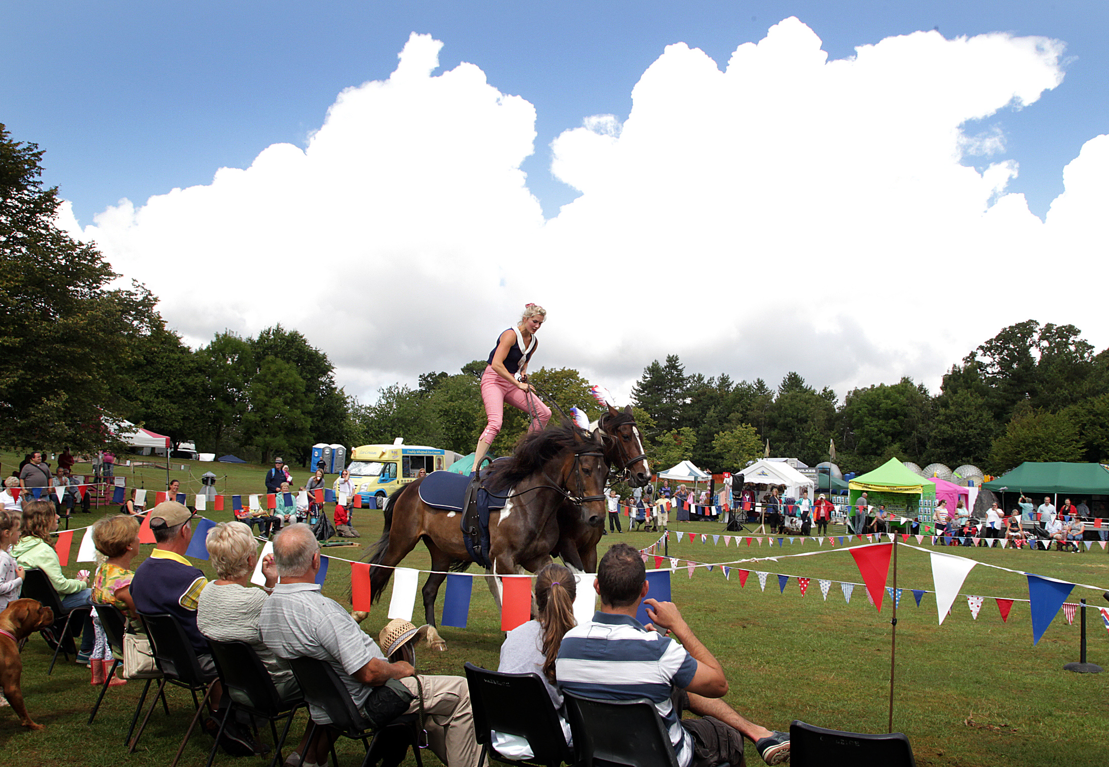 Video and gallery: Poole Town and Country Show