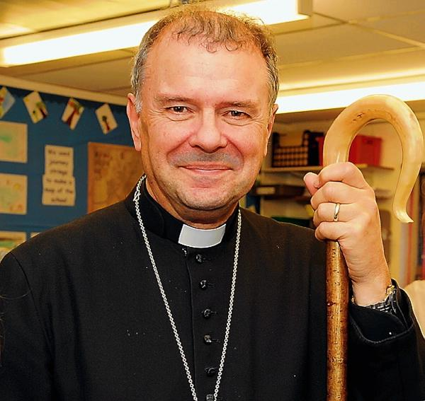 Dorset-born Bishop who was once Poole rector questioned over sex abuse allegations