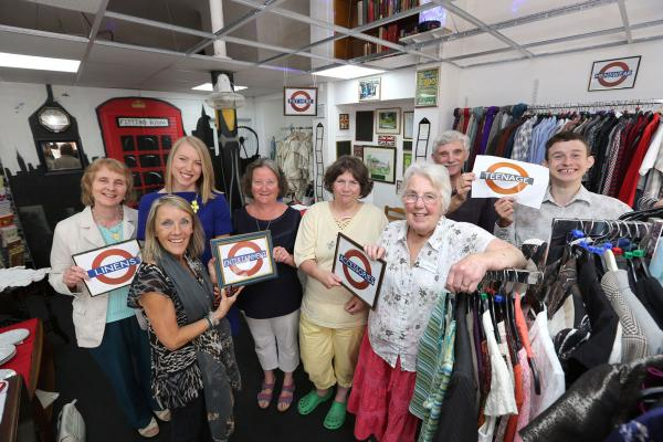 Capital idea: the London-theme charity shop that's aiming to revitalise the high street