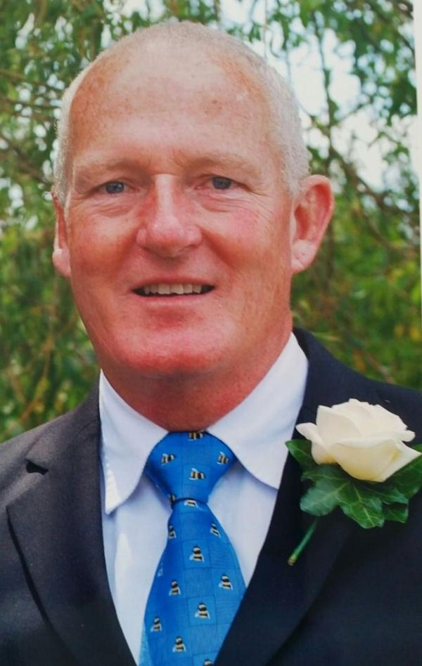 David Button has not been seen since leaving home on Thursday