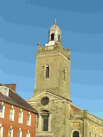 £3m needed to restore cupola on 18th century church back to its former glory