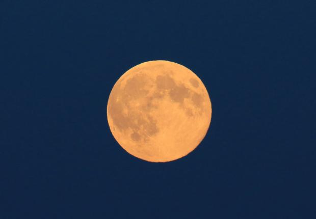 Gallery: Clear skies over Dorset reveal incredible supermoon