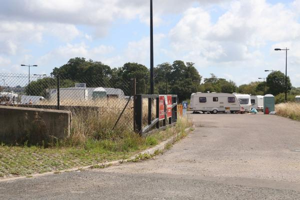 Council to seek eviction order against remaining Creekmoor travellers