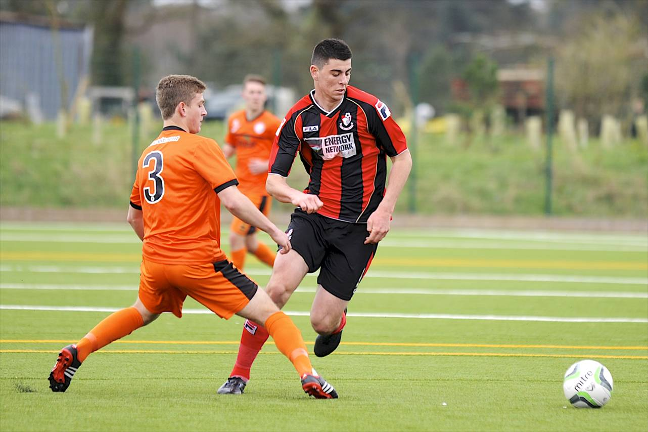 LOAN STINT: AFC Bournemouth's Joe Quigley