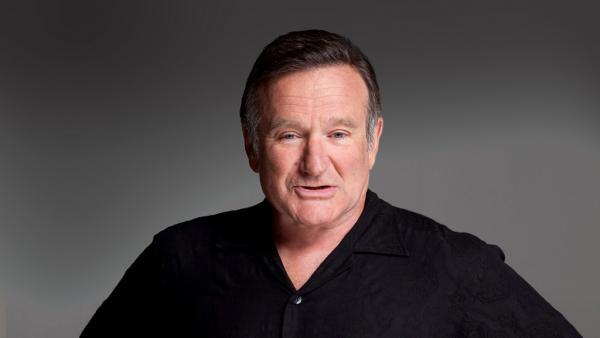 Robin Williams was not how I expected - he was funnier