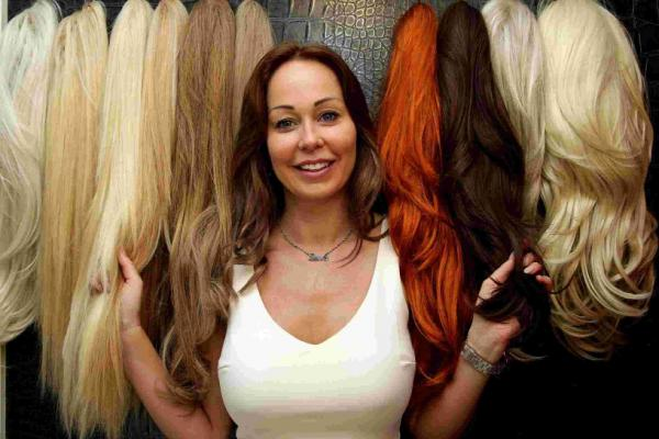 Losing my hair inspired me to set up business providing wigs for other women