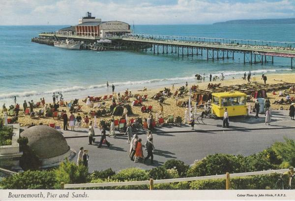A passion for piers: new book explains our love affair with the seaside attraction
