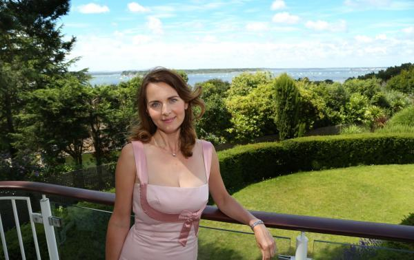 Dorset's sweetheart: comedienne Debra Stephenson on her new role as patron of two charities