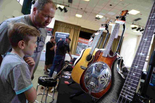 First ever guitar festival strikes the right chord with music lovers