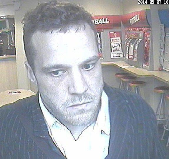 Armed robber David Hinde was jailed for 12 years - 3205550