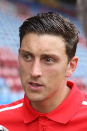 RICH PRAISE: Skipper Tommy Elphick says Baily Cargill is breathing down his neck