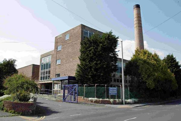 Plea to save historic chimney after firm closes