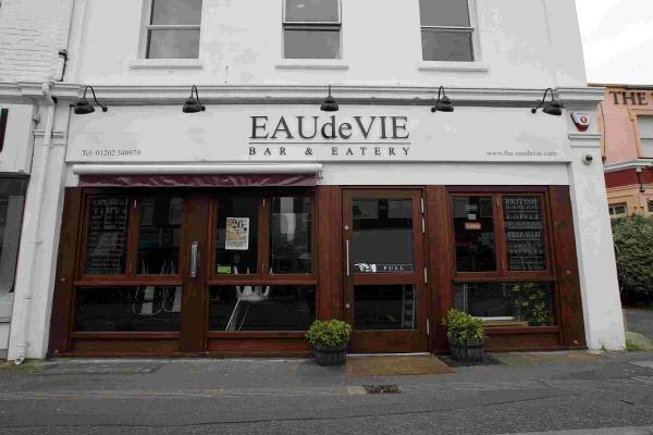 NO LATE OPENING: Eau de Vie, which is being replaced by Camden Bar & Kitchen