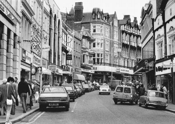 The way we used to live: Bournemouth – town founded by Tregonwell was once mostly deserted heath