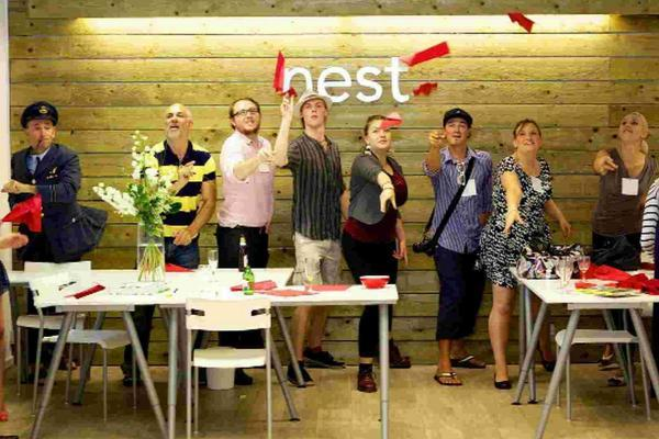 FLY: Nest Space is a creative  co-working studio in Bournemouth town centre