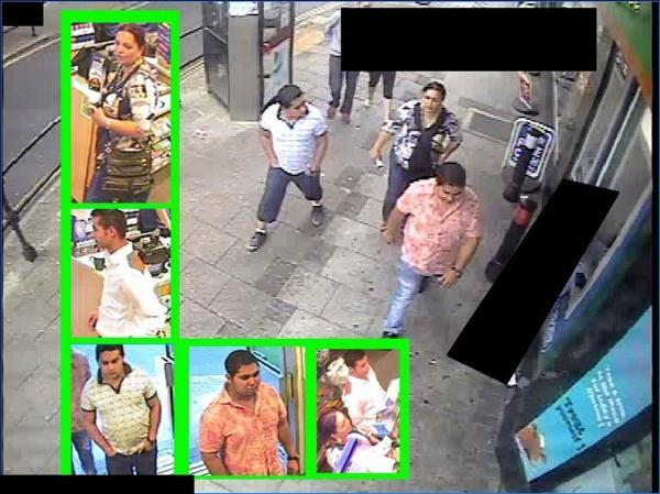CCTV: Do you recognise these people? police hunt gang after cash stolen from shops