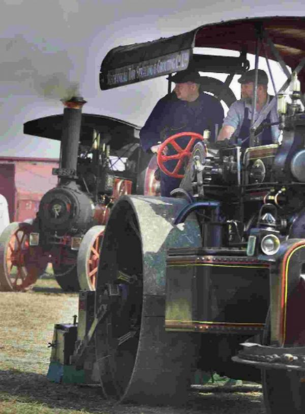 Going to the steam fair? You might not get phone signal