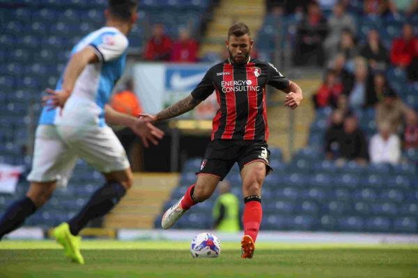 HELD UP HIS HAND: Steve Cook admitted to making mistakes at Blackburn