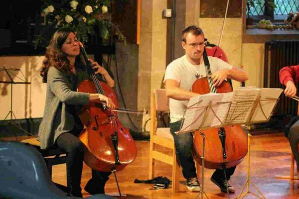 TRIBUTE: Chamber music will remember G