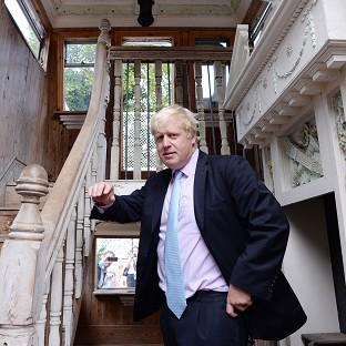 Boris Johnson is in the running for the safe