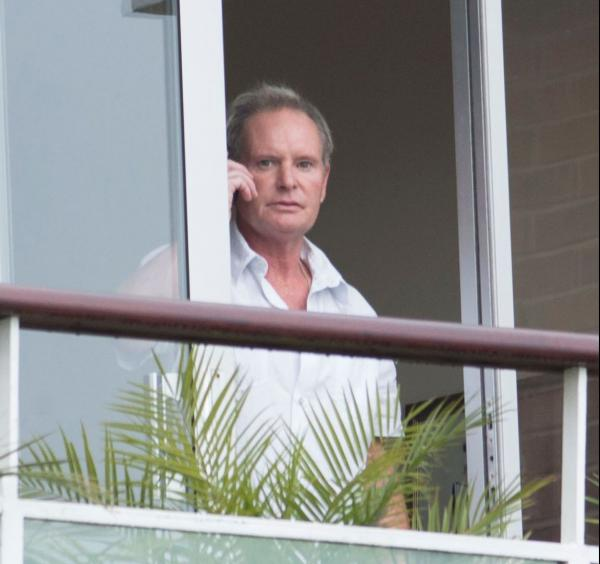 Paul Gascoigne home after hospital stay
