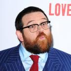 Bournemouth Echo: Nick Frost is delighted to have a guest role in Doctor Who