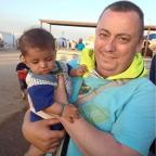 Bournemouth Echo: Alan Henning was kidnapped when he travelled to Syria as an aid worker last year