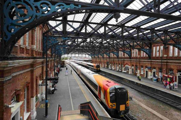 Bournemouth Railway Station Revamp Plans Submitted In Bid