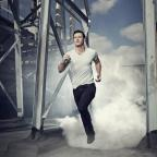 Bournemouth Echo: Luke Evans says he hates giving up booze to get fit (David Clerihew/Men's Health)