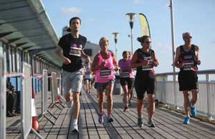 Bournemouth Echo: Supersonic 10k at Bournemouth Marathon Festival 2014