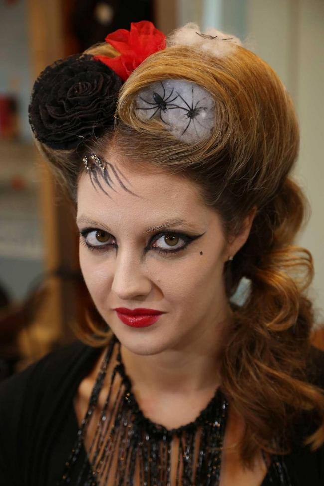 Halloween make-up: how to create that spook-tacular look