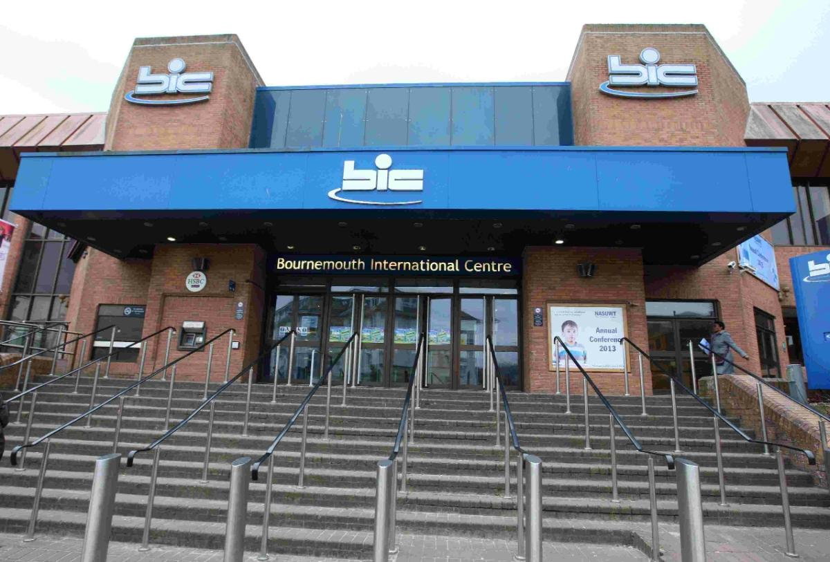 Image result for bournemouth international centre