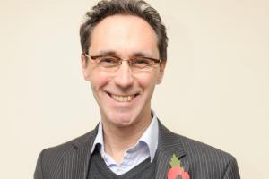 Holby City actor Guy Henry on being recognised in hospitals, Harry Potter and his famous godfather