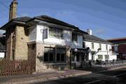 The Globe Inn, Highcliffe: hearty food for all the family