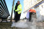Chewing gum makers should pay to clean streets, say councils
