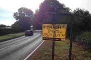DANGER ROAD: The A338